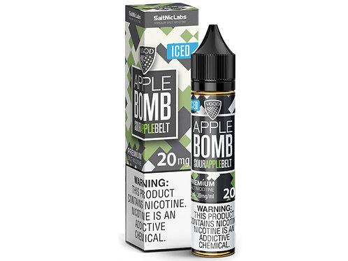 VGOD SaltNic-Apple Bomb Iced 30mil