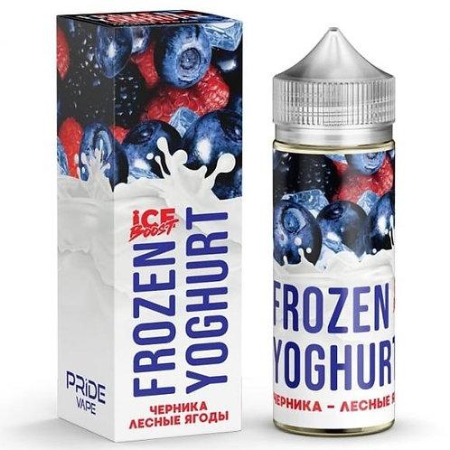 Frozen Yoghurt Ice Boost-Blueberries Wild Berries 120mil