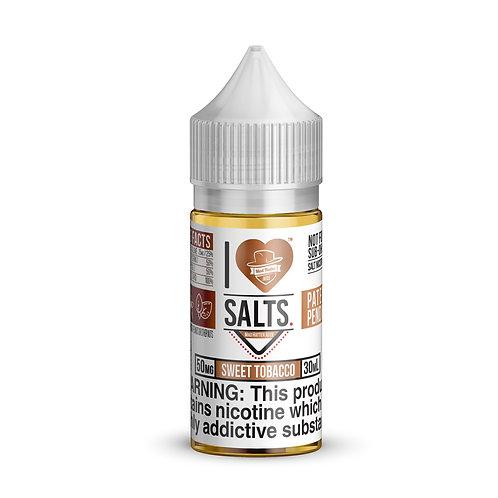 I Love Salts-Sweet Tobacco 10mil