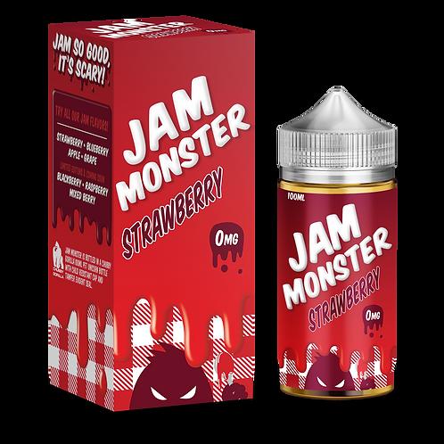 Jam Monster-Strawberry 100mil