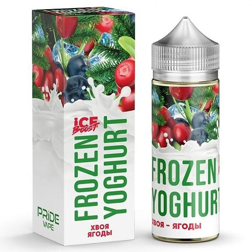 Frozen Yoghurt Ice Boost-Needles Berries 120mil