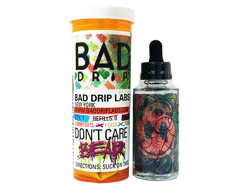 Bad Drip Labs-Don't Care Bear 60mil