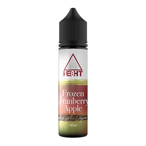 One Eight-Frozen Cranberry Apple 60mil