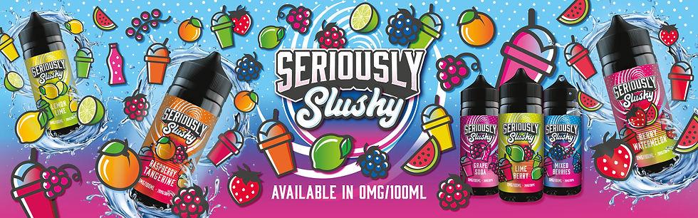 • Seriously Slushy Homepage Banner (Hi-R