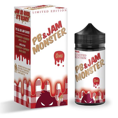 Jam Monster-PB&STRAWBERRY 100mil