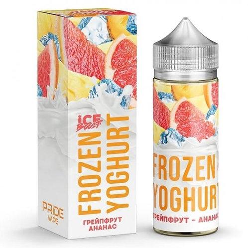 Frozen Yoghurt Ice Boost-Grapefruit Pineapple 120mil