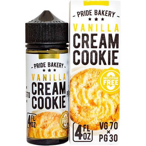 Cream Cookie-Vanilla 120mil