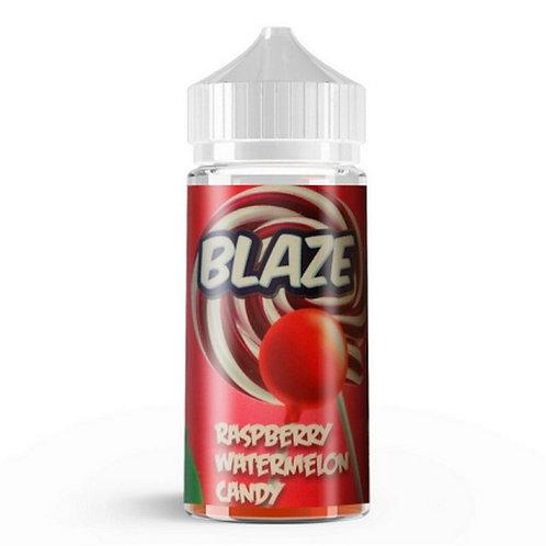 Blaze-Raspberry Watermelon Candy 100mil