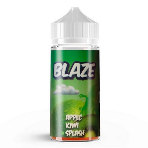 Blaze-Apple Kiwi Splash 100mil