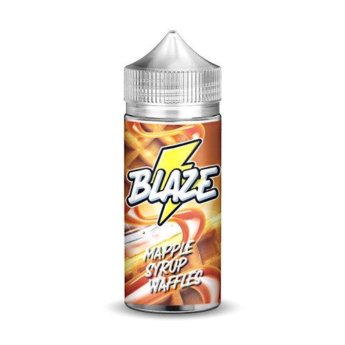 Blaze-Mapple Syrup Waffles 100mil