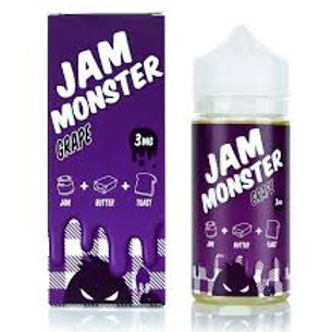 Jam Monster-Grape 100mil