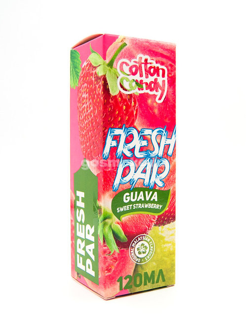 Fresh Par-Guava Sweet Strawberry 120mil