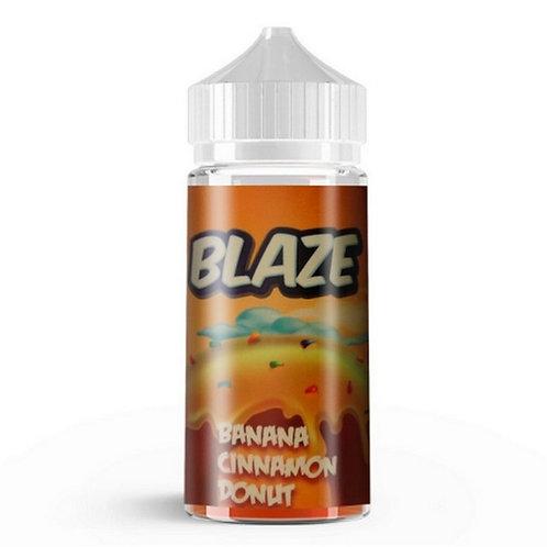 Blaze-Banana Cinnamon Donut 100mil
