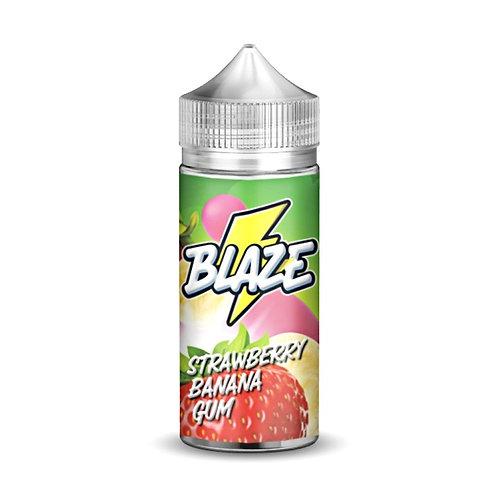 Blaze-Strawberry Banana Gum 100mil