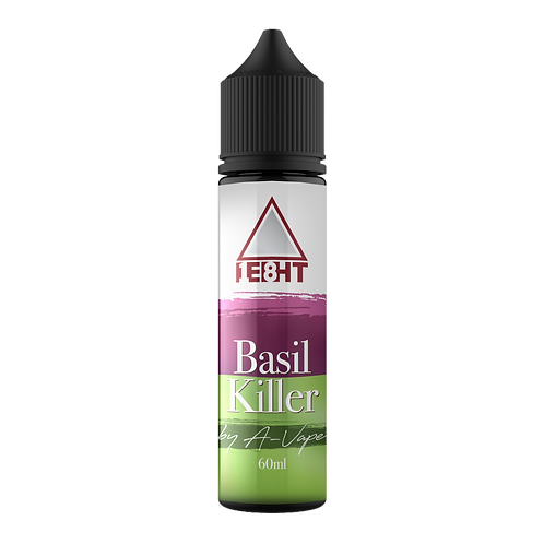 One Eight Basil-Basil Killer 60mil