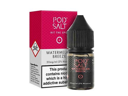 Pod Salt-Watermelon Breeze 30mil