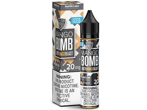 VGOD SaltNic-Mango Bomb Iced 30mil