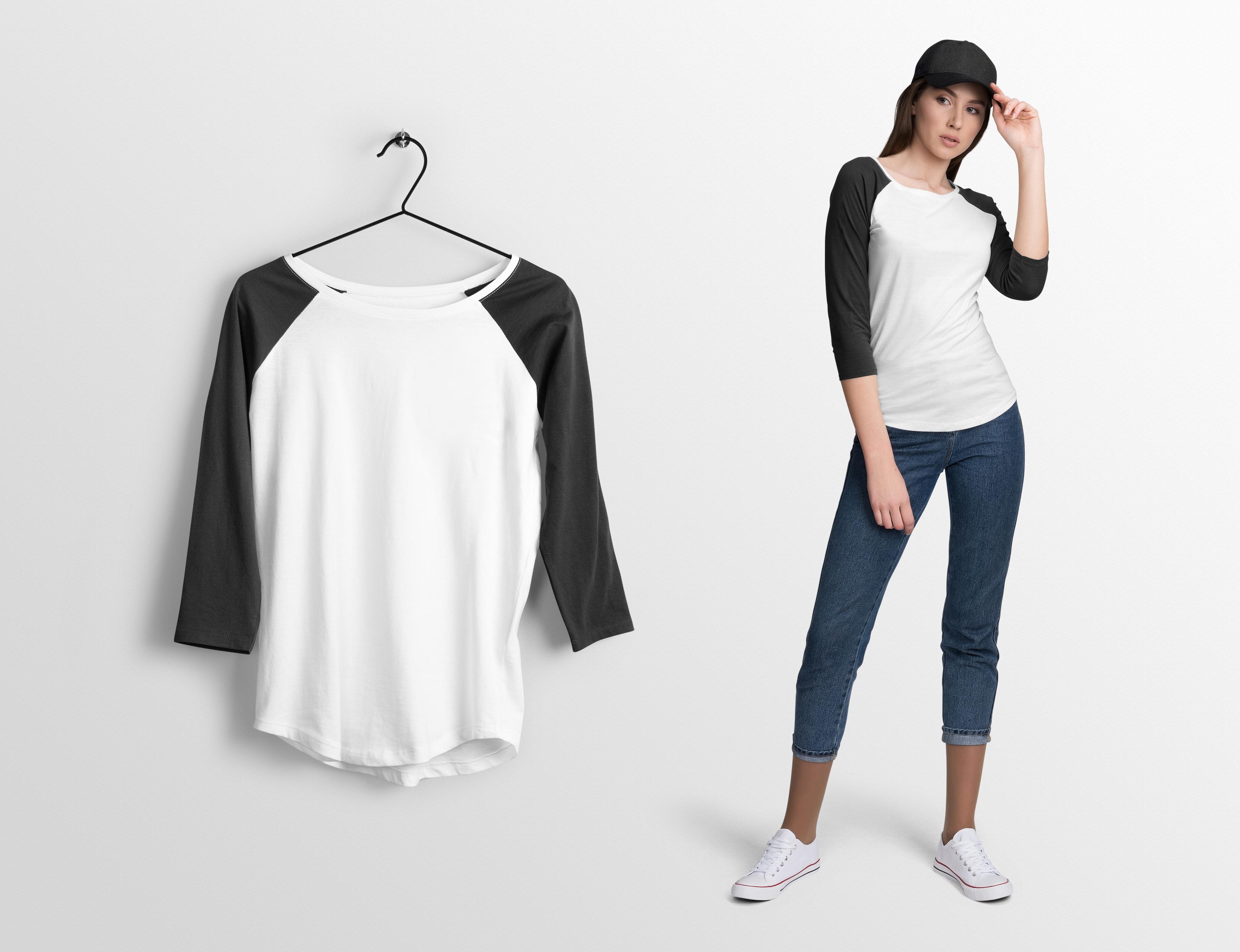 Custom made ladies T-Shirts (13)