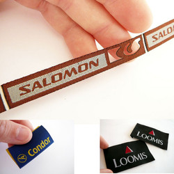 Woven labels for T-Shirts and Towels 3