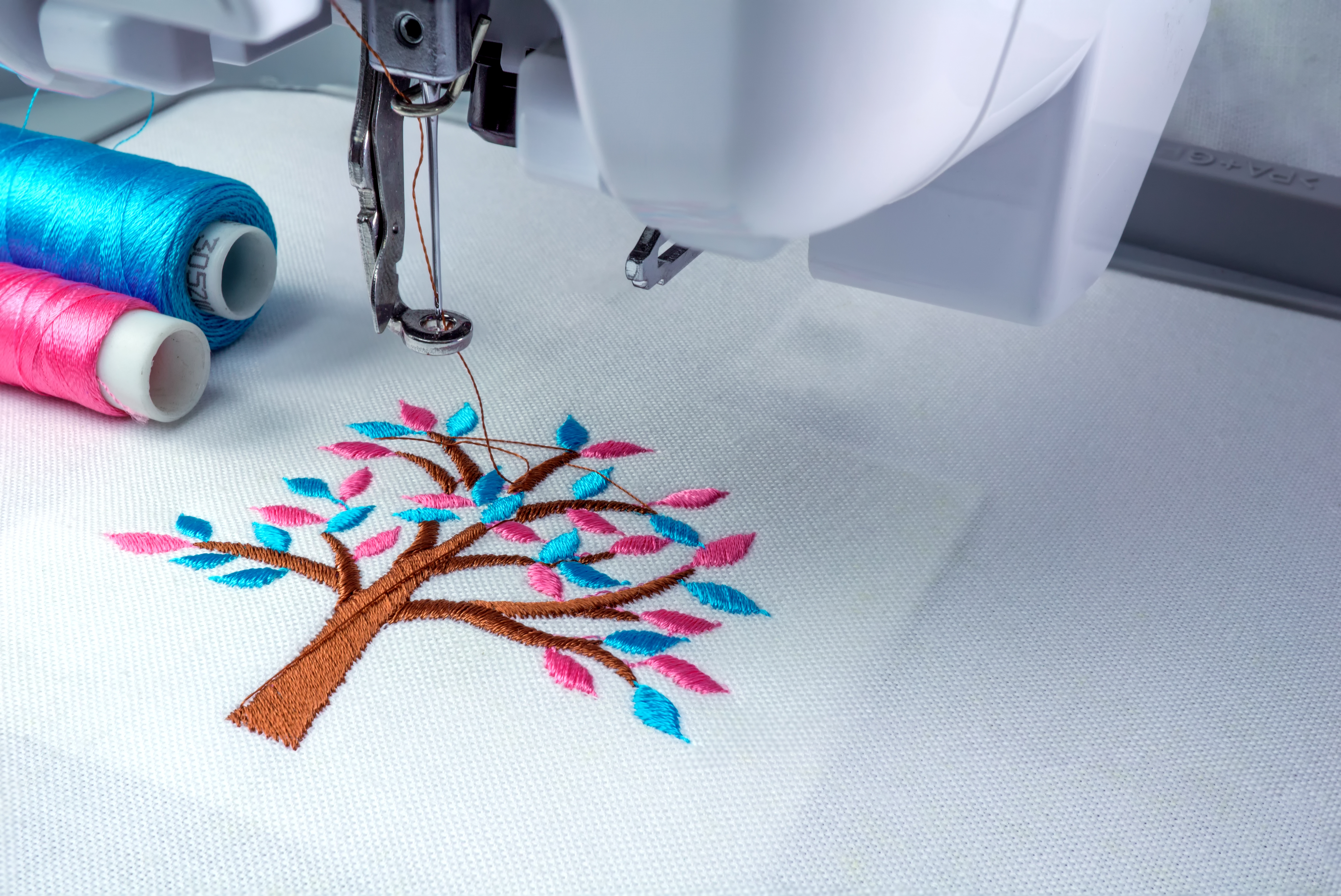 Quality embroidery