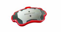 Compressed T Shirt Brake Pads 4