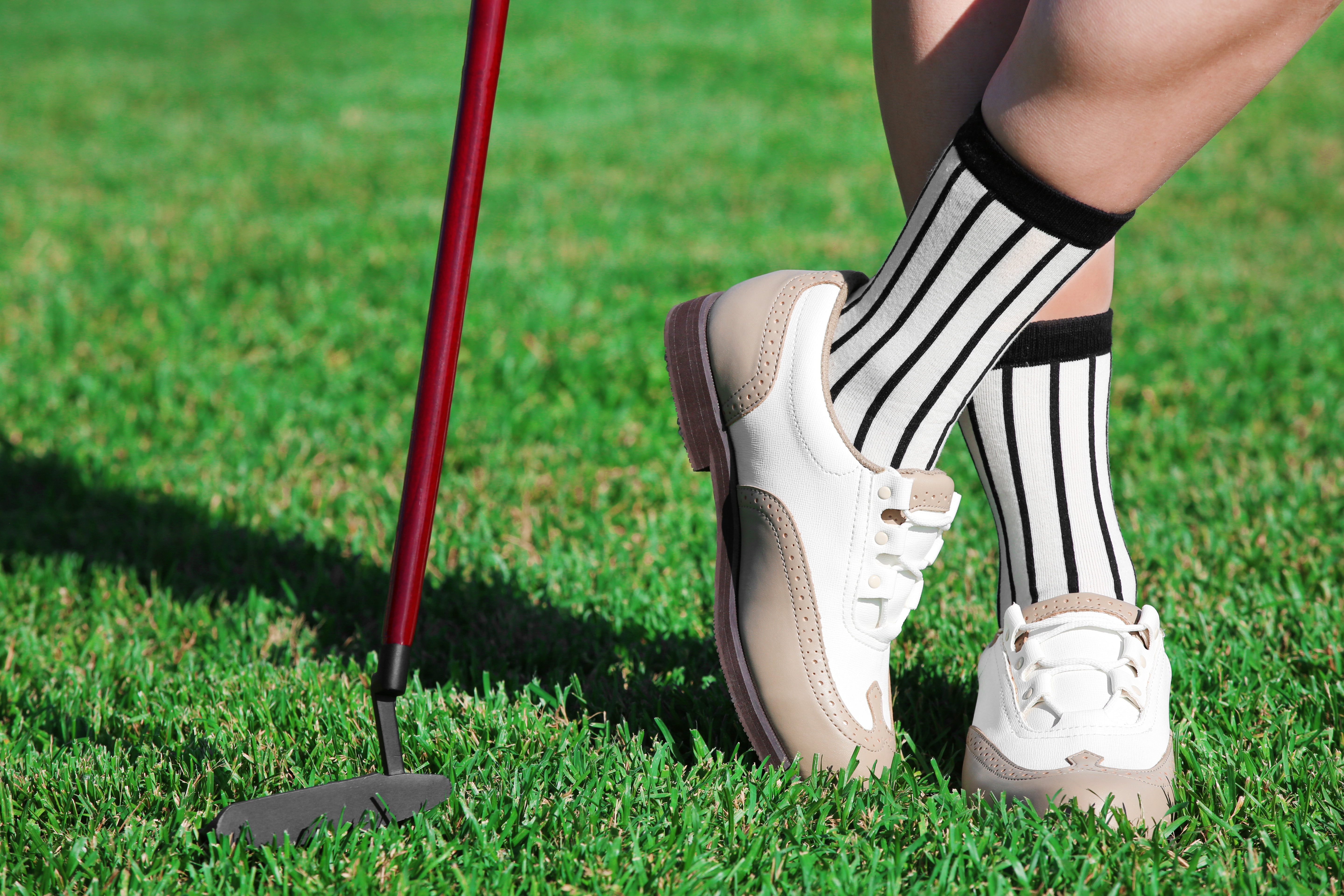 Golf socks