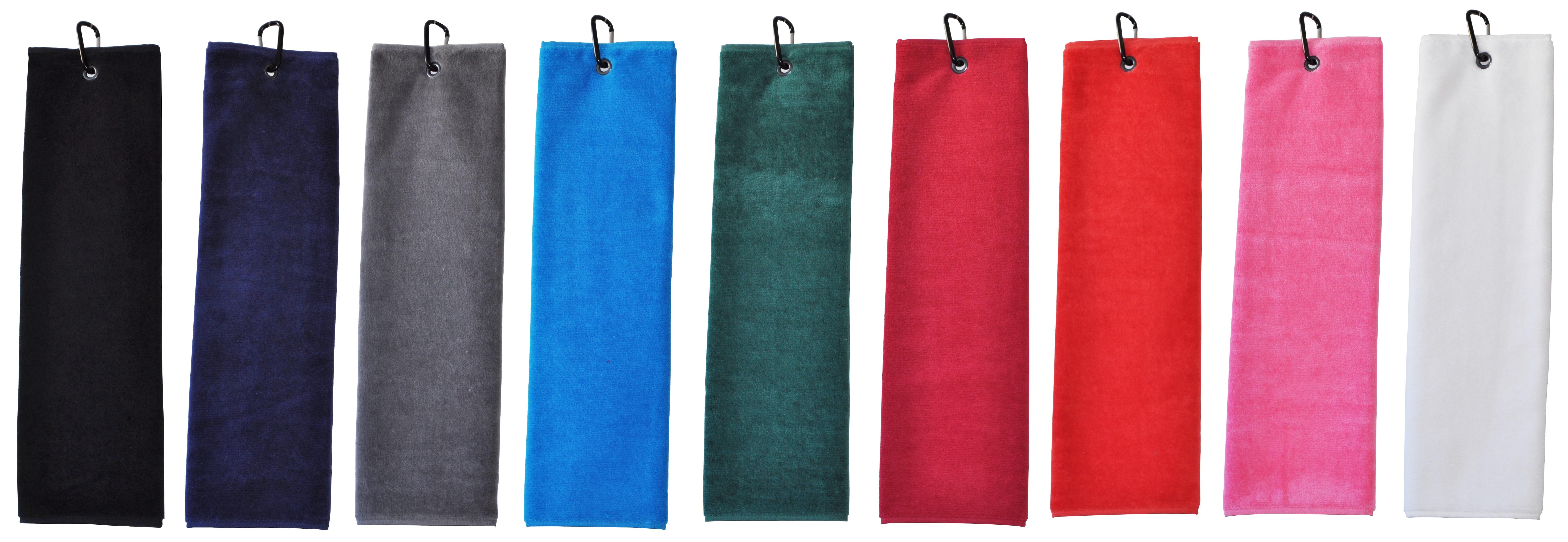 Golf towels (3)