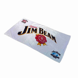 100% cotton reactive printed towels