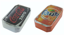 PERSONALIZED T-SHIRT IN THE SHAPE OF A CAN THAT FITS IN THE PALM OF YOUR HAND!