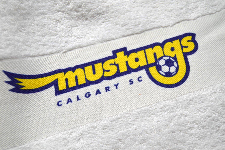 Sports towels.