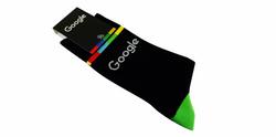Knitted Crew socks Google