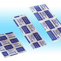 x 3 assorted washproof sterile plasters