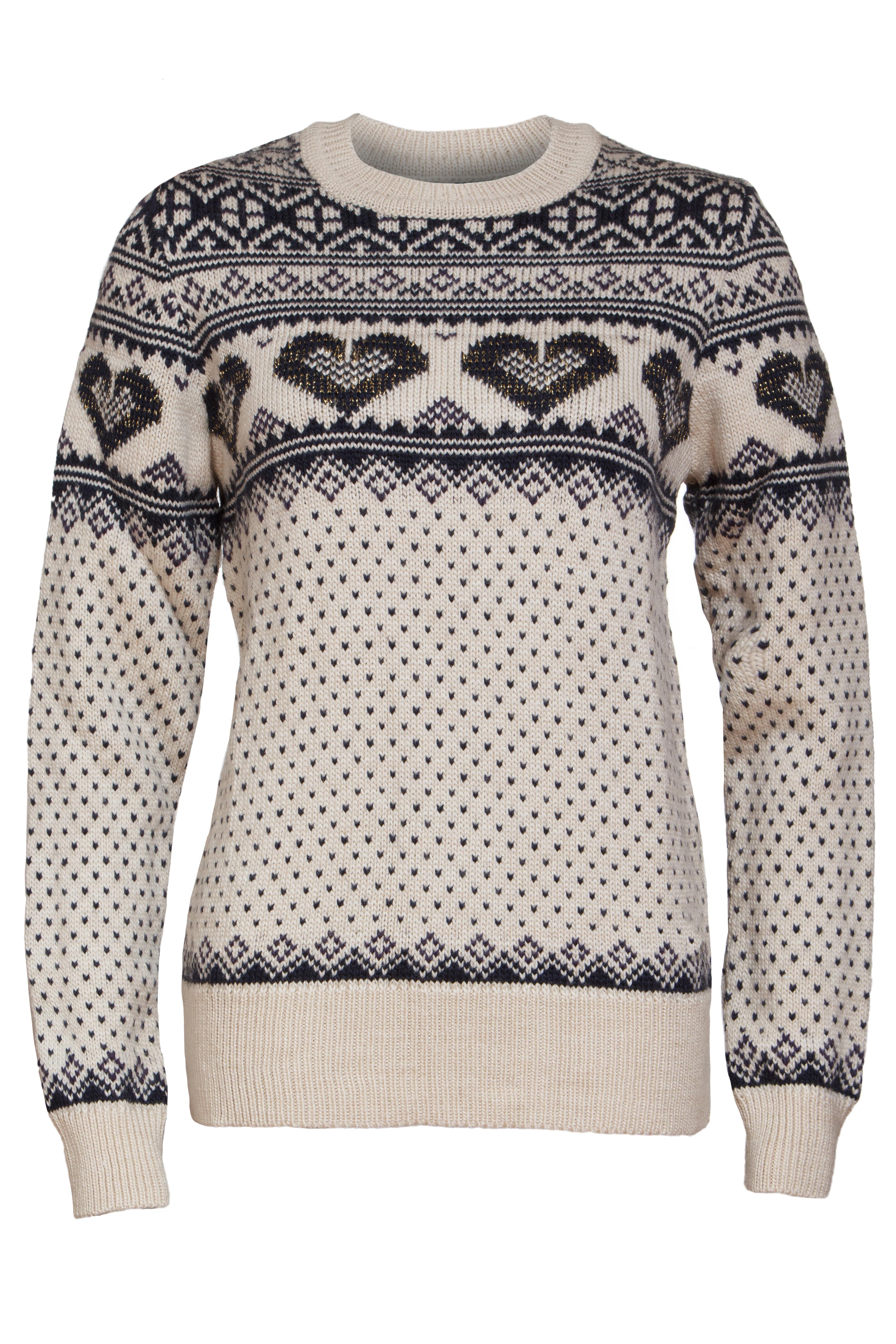 Bespoke knitted sweaters