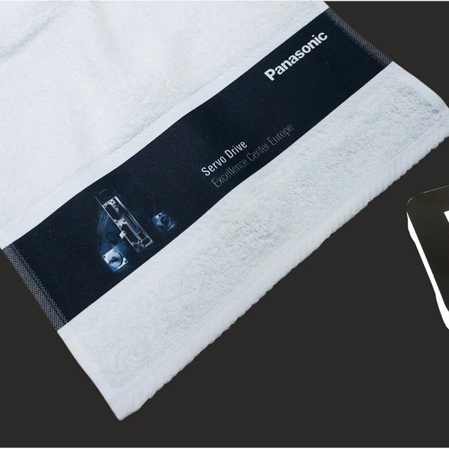 Printed boToalla prensadarder towel 30 x 50 cm compress