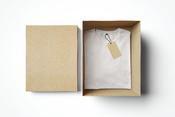 Garment hang tags (40)