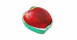 Compressed T Shirt apple 2