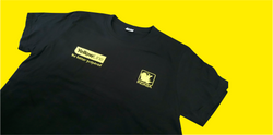 Compressed black T shirt 6