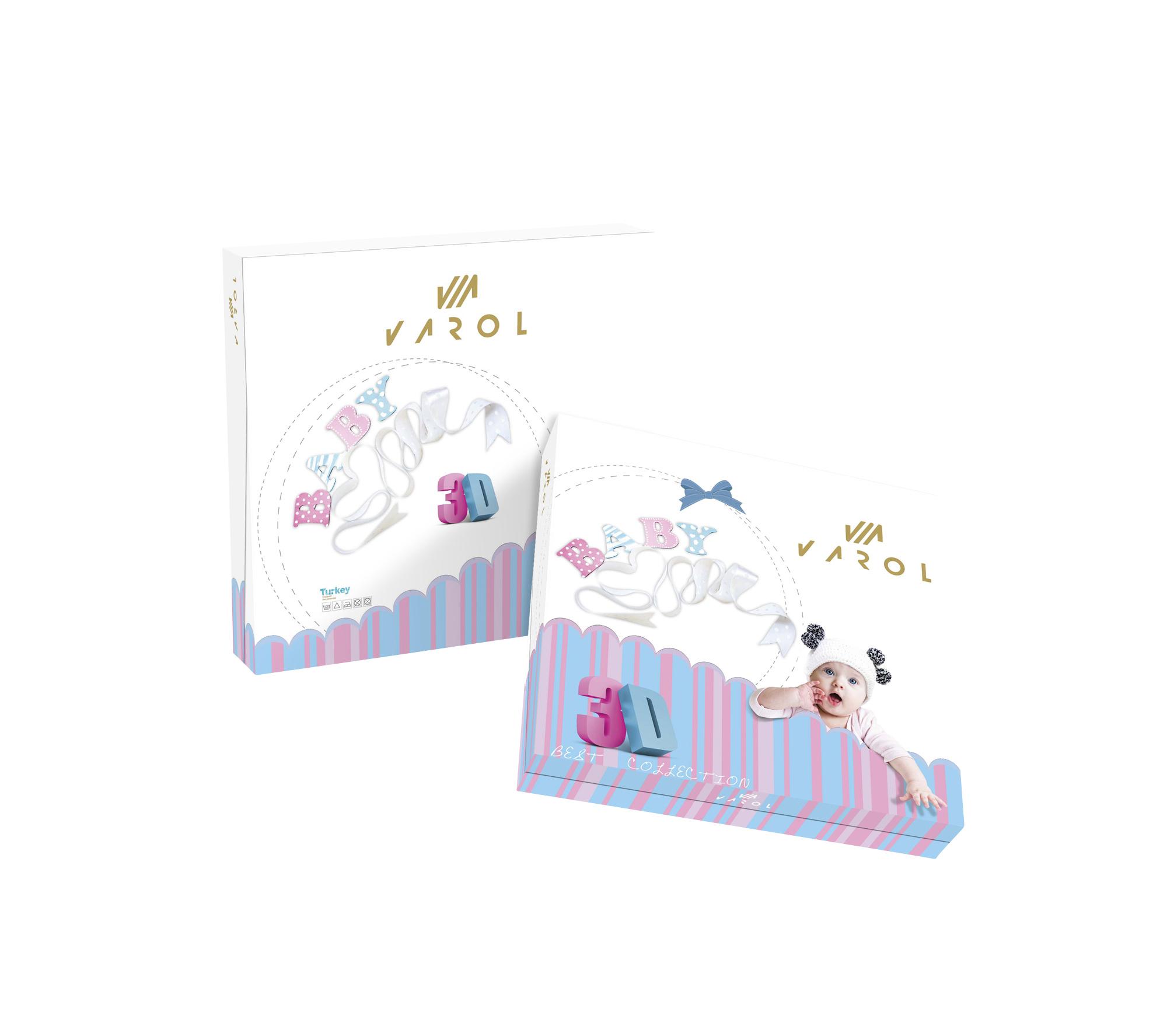 Cajas y embalajes para toallas