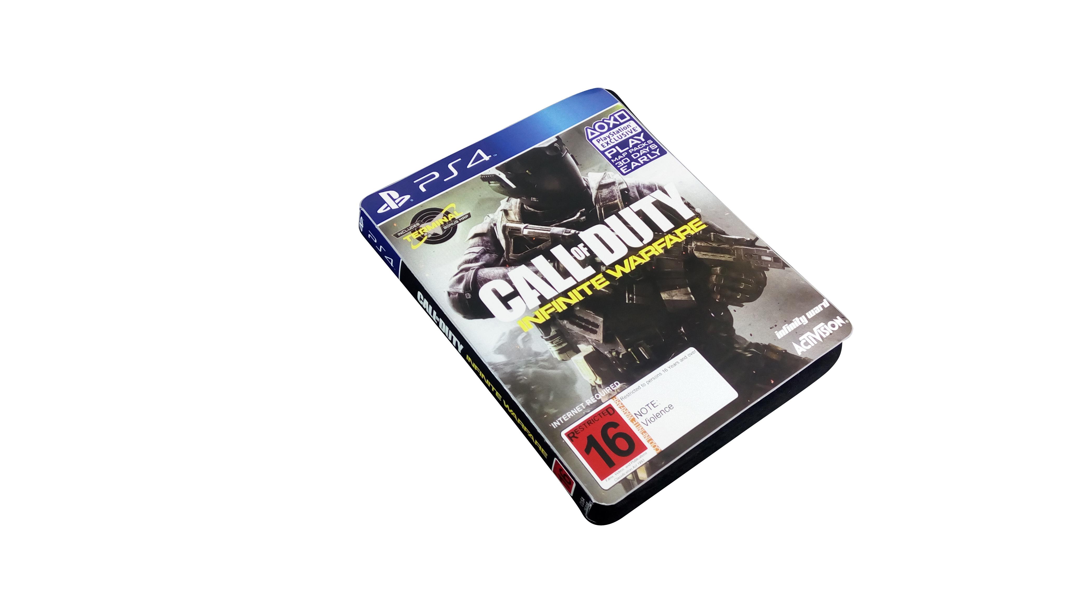 Simulando un juego PS4