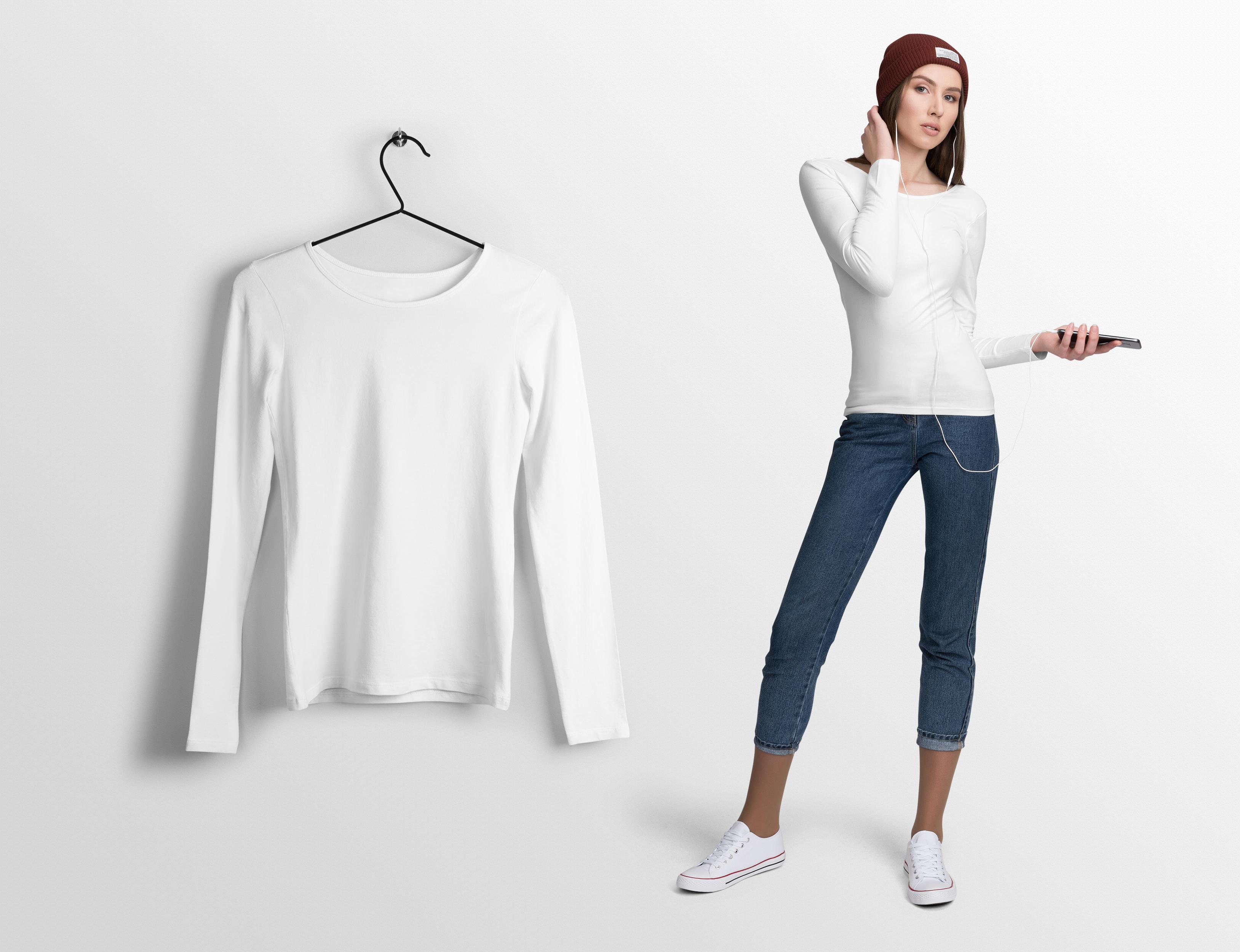 Custom made ladies T-Shirts (16)