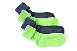 Personalized knitted socks (33)
