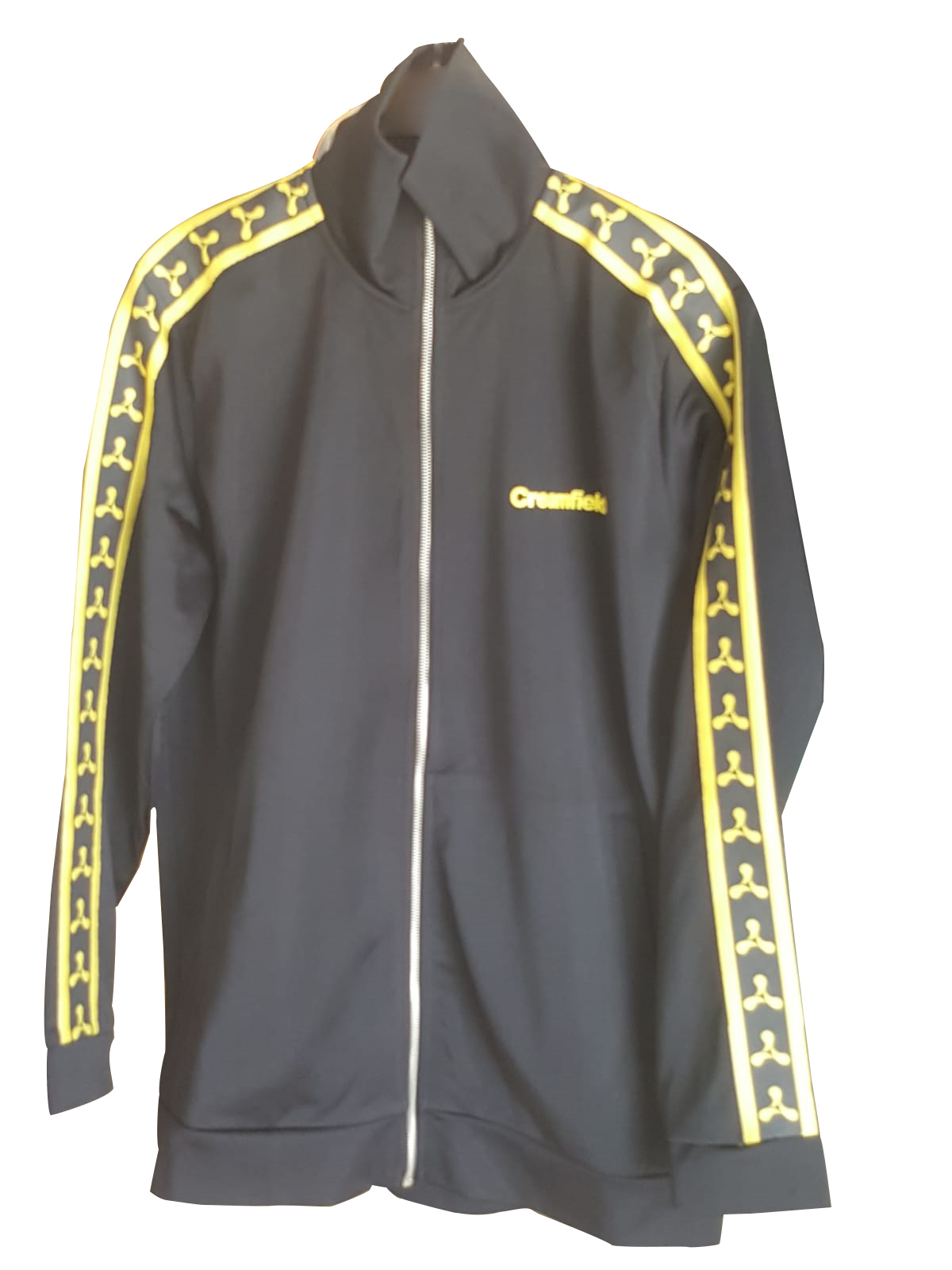 Decorated jackets