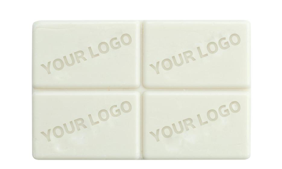 SP01 SHAPED SOAP BARS-CUSTOM EMBOSSED LO
