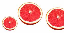 Compressed T Shirt grapefruit