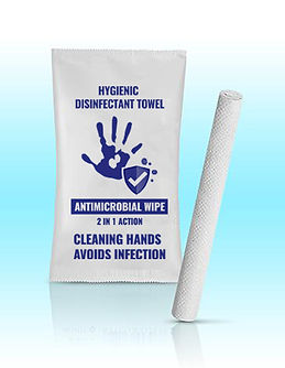 Hygienic Disinfectant Towel Antimicrobia