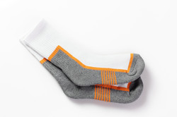 Personalized knitted socks (2)