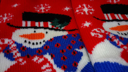 Ultra thick Christmas Socks (1)