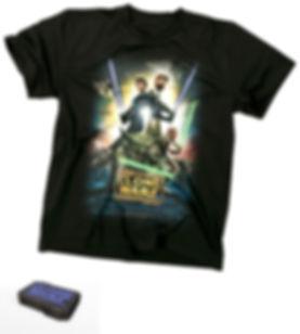 Gepresste T-shirt