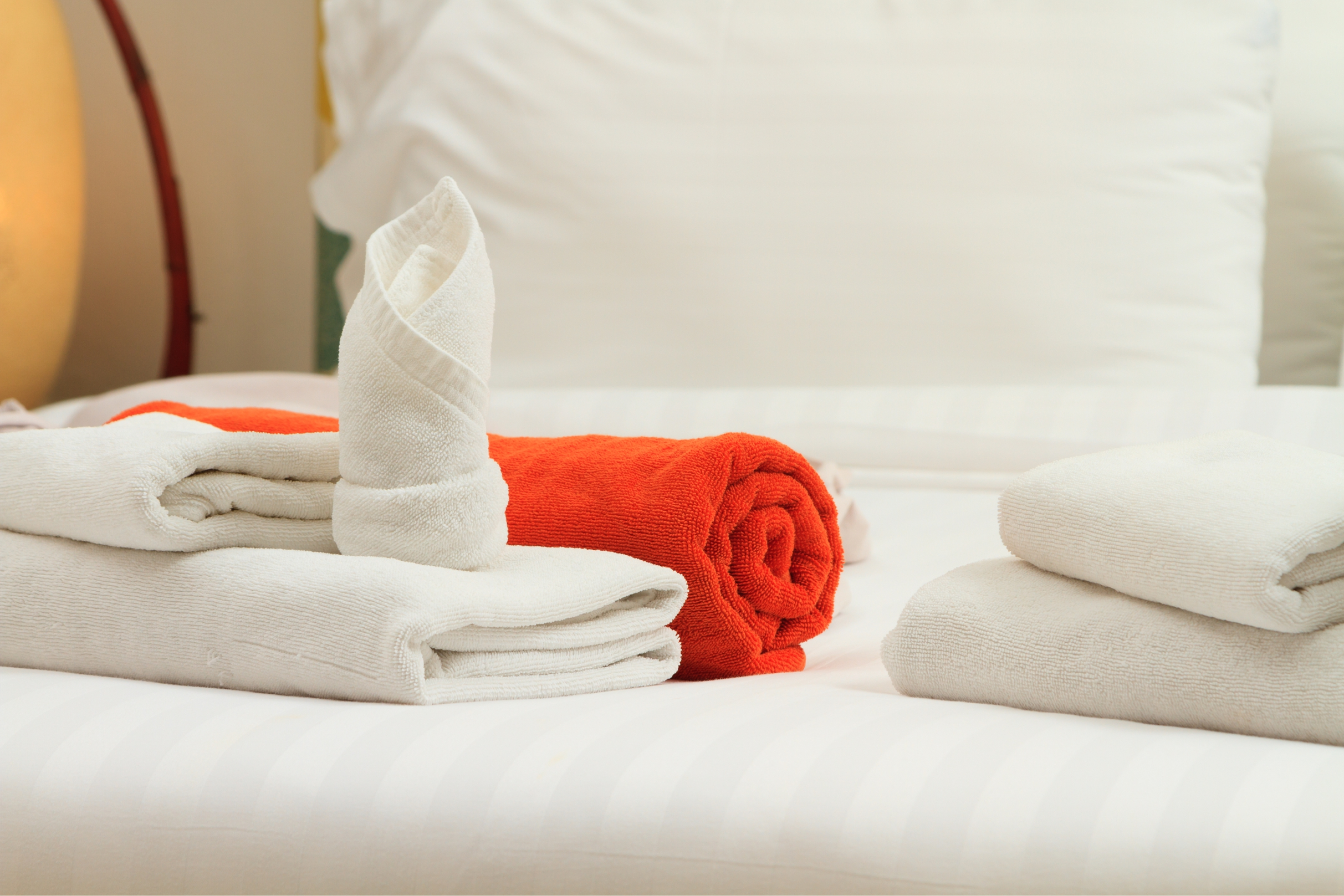 Hotel and resort towels by Kingly