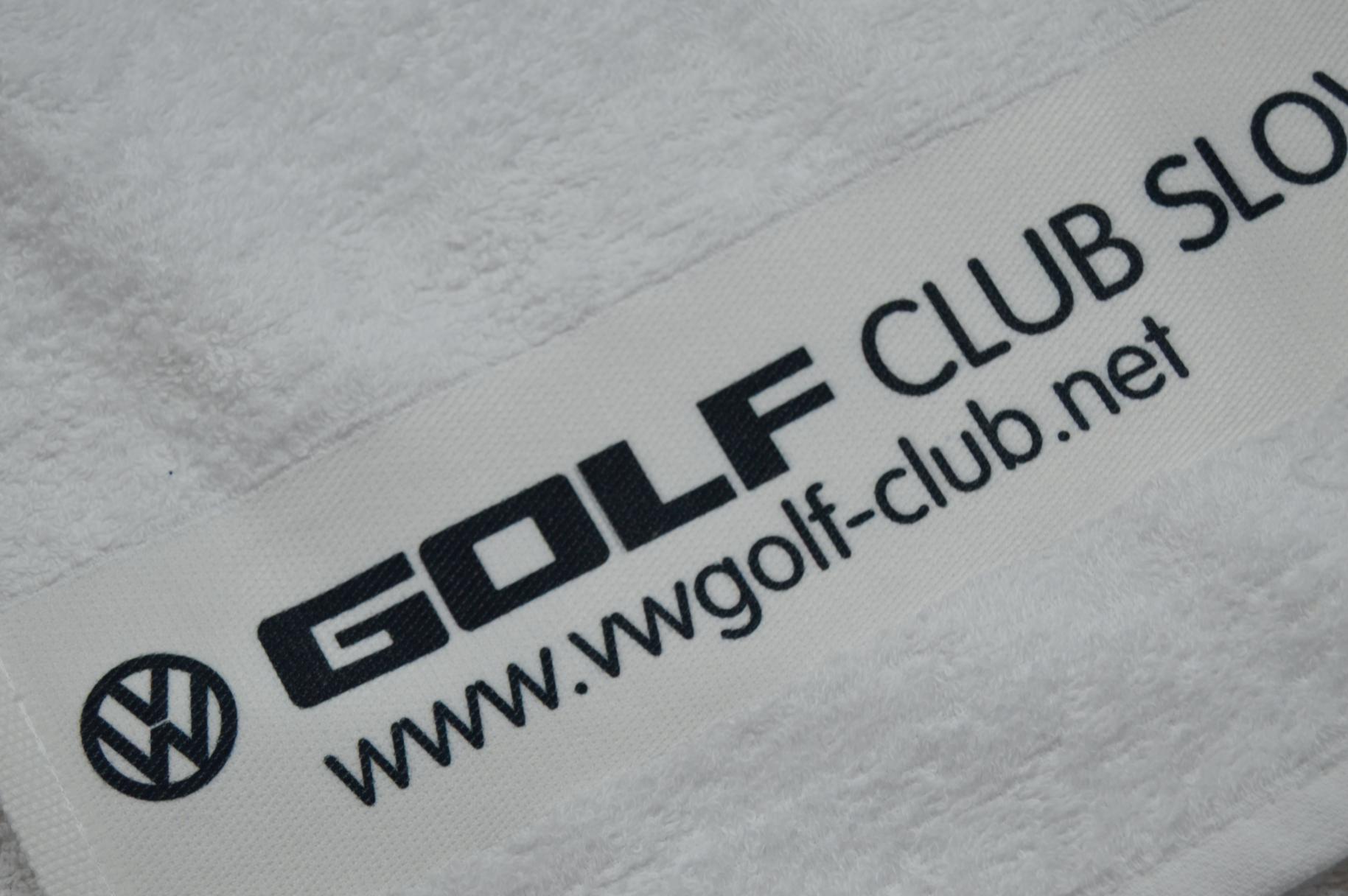 30 x 50 cms Golf towel